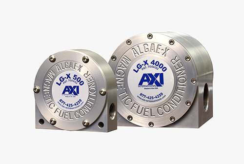 LG-X Magnetic Fuel Conditioner