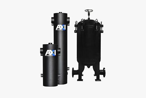 passive fuel filtration system