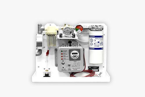 compact fuel maintenance system fps dx-s