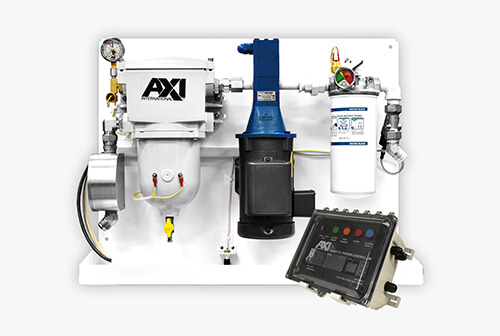 compact fuel maintenance system fps lx-f
