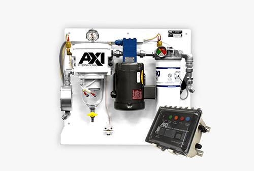 compact fuel maintenance system fps mx-f