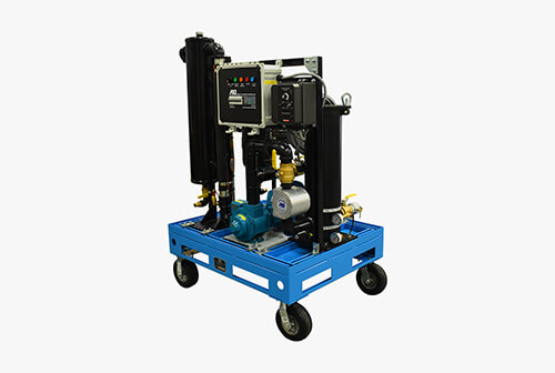 mobile fuel polishing system high capacity hc 90