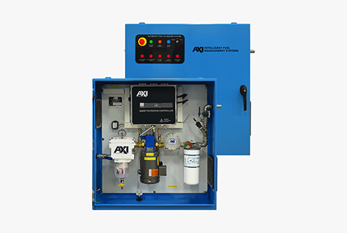 fuel polishing system sts 6004