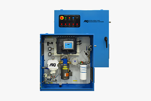 fuel polishing system sts 7004