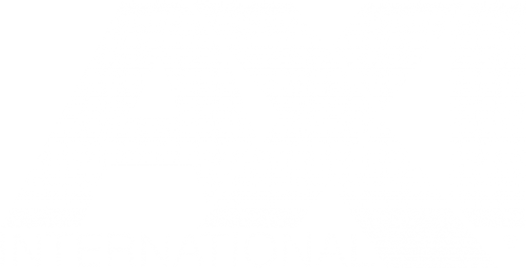AXI International Logo White
