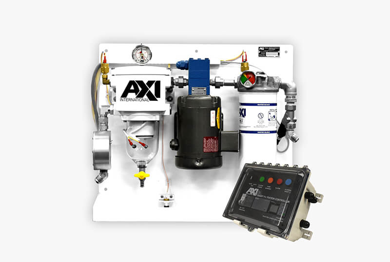FPS MX-F Compact Fuel Maintenance System