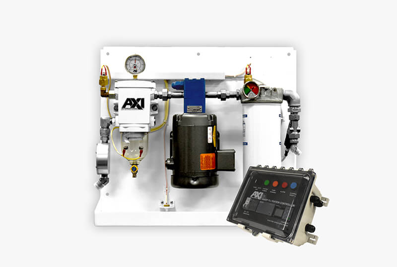 FPS SX-F Compact Fuel Maintenance System