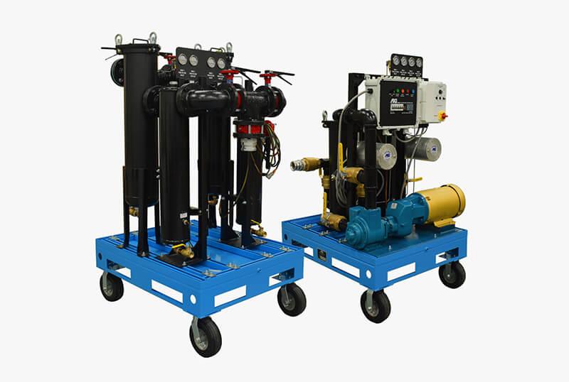 MTC HC-150 High Capacity Fuel Polishing System