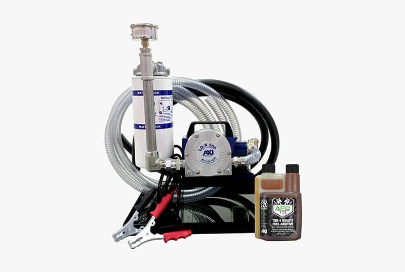 TK-240 Mobile Fuel Polishing System