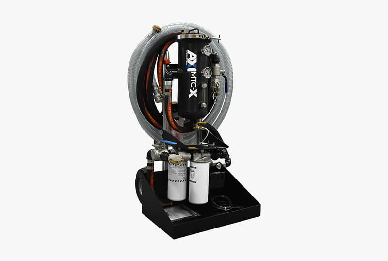 MTC-X Mobile Fuel Polishing System