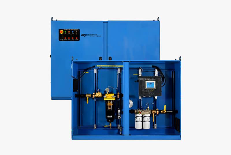 STS 7000 P-35 Enclosed Fuel Maintenance System