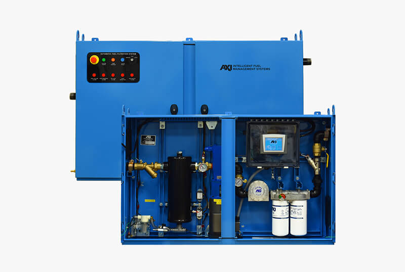 STS 7020 Enclosed Fuel Maintenance System