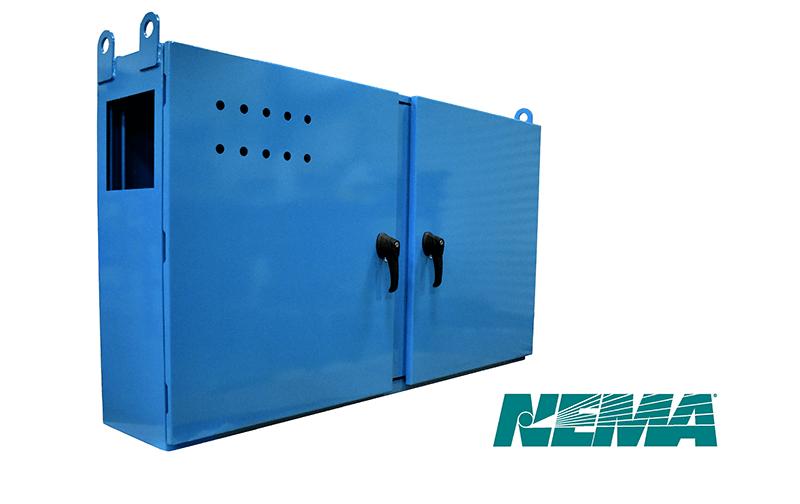 STS Enclosed Fuel Maintenance System NEMA Rated Enclosure