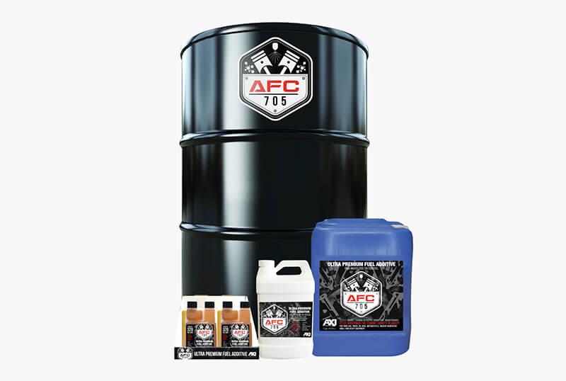 AFC-705 Ultra Premium fuel additive
