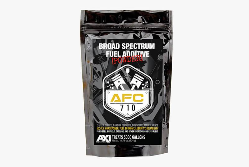 AFC-710 Powder fuel additive