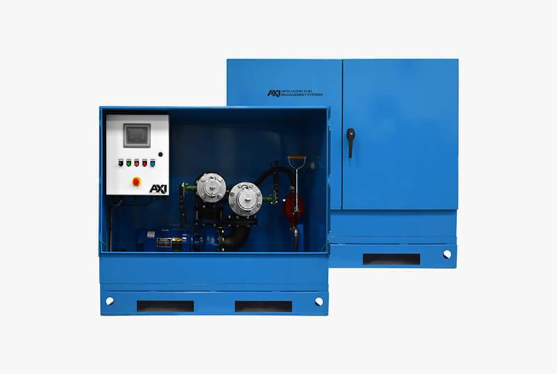 Pump Fill Port System (PFP 3300)