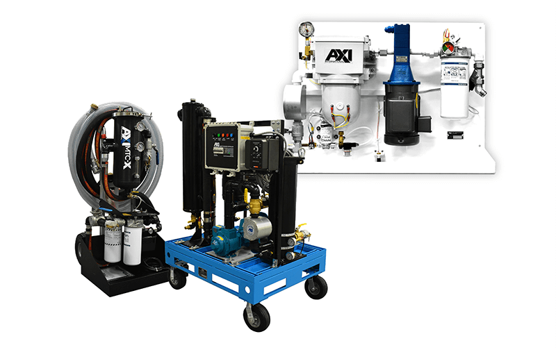 Fuel polishing and filtration solutions