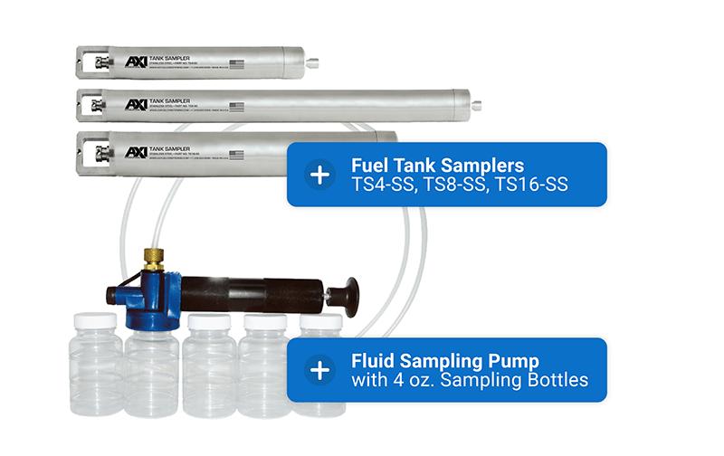 Fuel sampling equipment