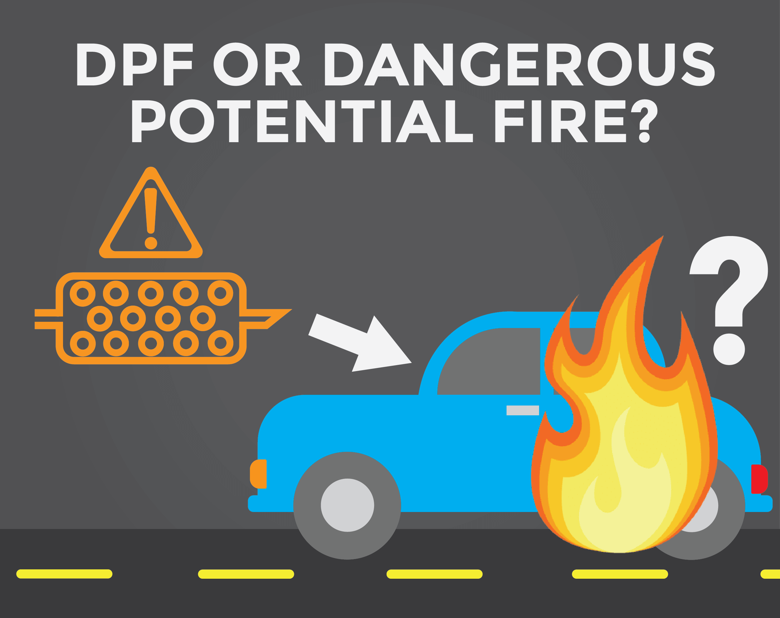 DPF or Dangerous Potential Fire?