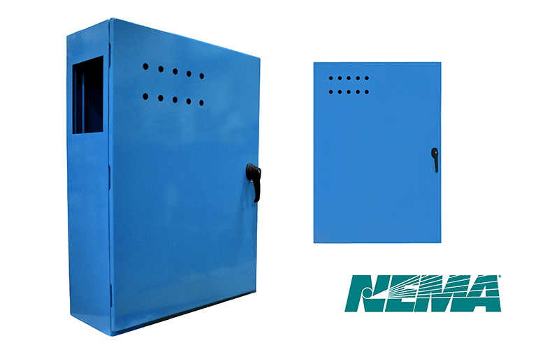 Fuel transfer system NEMA rated enclosure