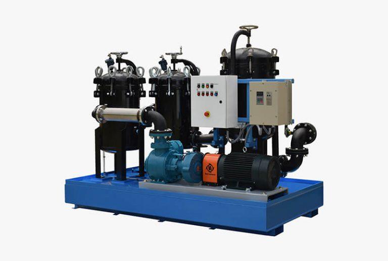 MTC HC-300 High Capacity Fuel Polishing System