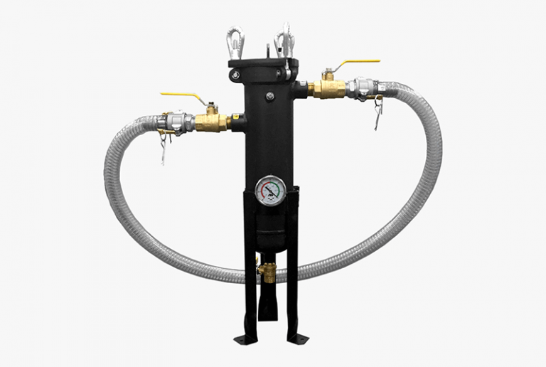 PF-10 Primary Filter Vessel