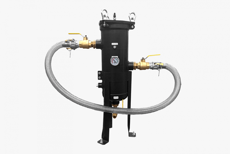 PF-30 Primary Filter Vessel